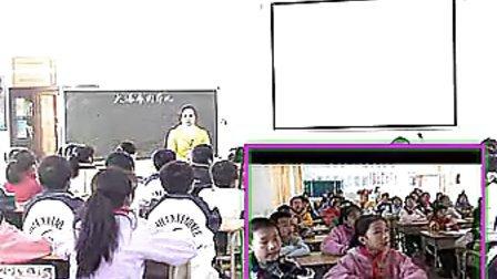 《大瀑布的葬礼》   人教版小学语文六年级教学视频