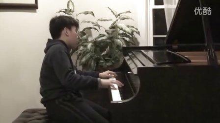 黎卓宇(George Li)弹奏贝多芬第23号F小调奏鸣曲-热情
