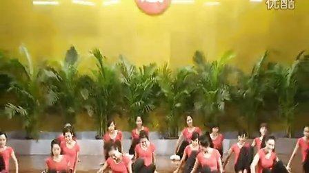 中山幼儿园舞蹈教师提高培训班演出视频