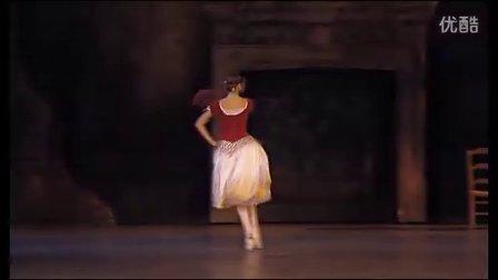 【唐吉尔看芭蕾】帕基塔 Paquita 第二幕女变奏(POB)