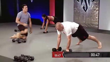 Rushfit格斗力量耐力训练教程【Georges.St-Pierre乔治圣皮尔 】