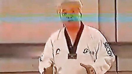 【侯韧杰  TKD  教学篇】之KIM的韩国国家队3