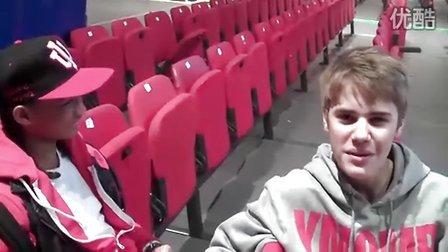 Justin Bieber and Jaden Smith Message World Tour