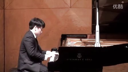 黎卓宇(George Li)弹奏索罗提改编巴赫的序曲