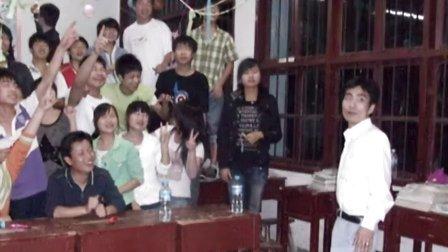 2010年锦屏中学高三(18)班