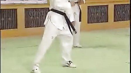 【侯韧杰  TKD  教学篇】之四级段冠军技术