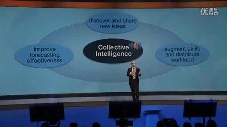 IBM 协作解决方案总经理 Alistair Rennie 谈论社交商务