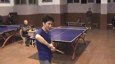 【全民皆乒】快乐乒乓网10月积分赛决赛:小捕快vs冯俏俊