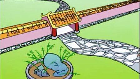 成语故事三百篇儿童动画版294 螳螂捕蝉 黄雀在后