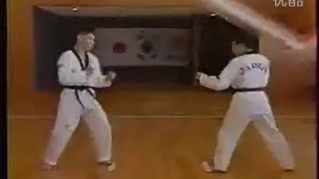 【侯韧杰  TKD  教学篇】之日版跆拳道1