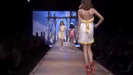 Christian Dior 2011 春夏高级女装 官方原版视频