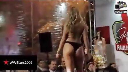 哥伦比亚时尚内衣秀