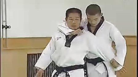 【侯韧杰  TKD  教学篇】之 冠军防身术3