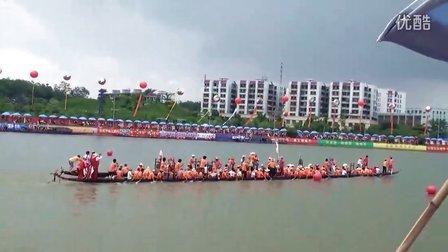 2011年黄埔区第七届龙舟赛实况