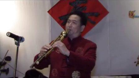 《金色的孔雀》陈强岑葫芦丝独奏