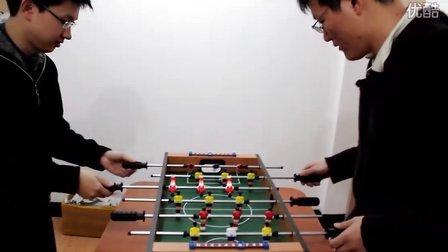 桌上足球宣传视频2