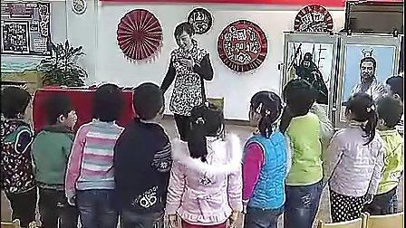 白话故事长坂坡幼儿园大班语言社会江苏省第六届幼儿园优秀教育活动评比视频专辑