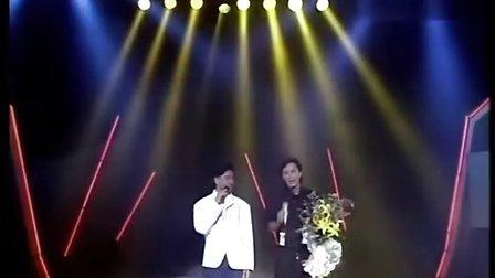 港乐穿梭机 第一季 张国荣 许冠杰《沉默是金》88年第二季劲歌金曲季选现场版