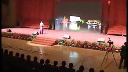 培训基地7周年晚会暨2010届入警大学生培训结业汇报演出视频
