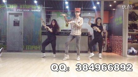 挪威神曲狐狸叫MTV舞蹈教学 南京POPMAX舞蹈