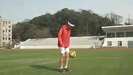 (拍客)中国街足女孩演绎美丽足球