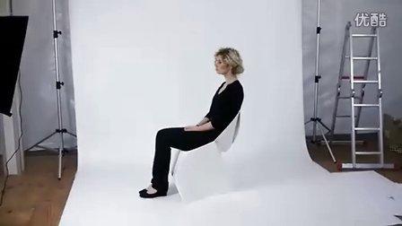 Flux Chair 最省空间的折叠椅