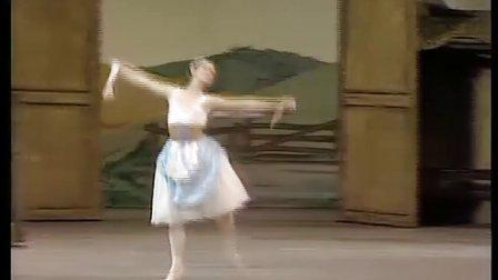 【唐吉尔看芭蕾】关不住的女儿 La Fille Mal Grandee 第一幕绸缎女变奏(ROH)