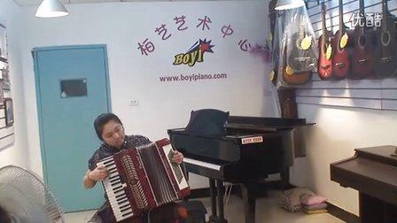 武汉青山区最专业手风琴培训尽在——天使爱美丽柏艺艺术中心手风琴培训