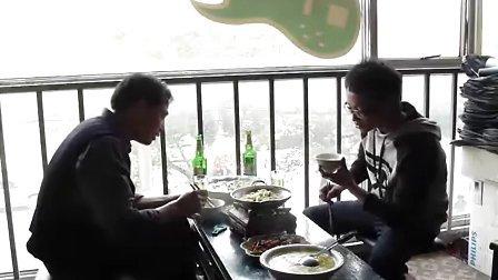 20110312九江学院会计专业学生(聂葱)与佳妮琴行(盛拥军老师)日常生活场景,以作纪念