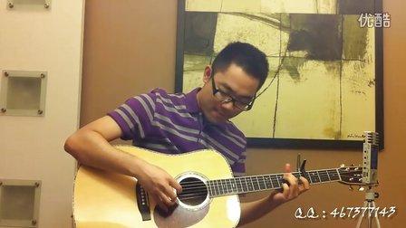 李霖Gary老师吉它弹唱 - 《那些花儿》