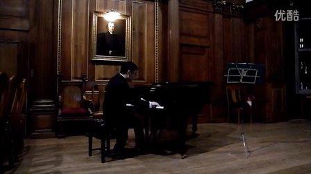 剑桥大学金秋音乐会节选  社员都是向阳花 平湖秋月 (2013年)