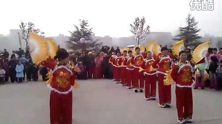 郑州市二七区侯寨乡侯寨村 祝福祖国