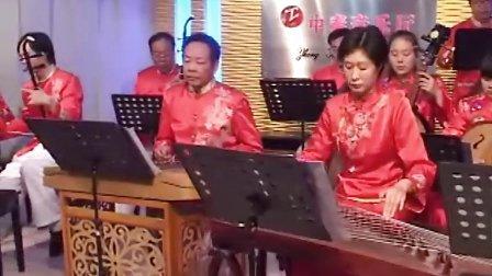 田老师参加南阳板头曲演奏-------及古筝培训班
