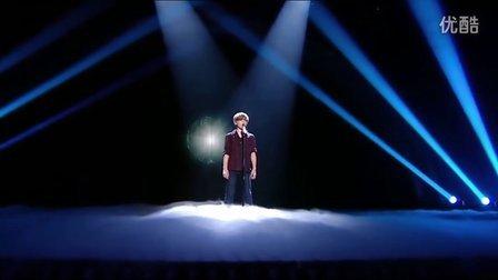 【猴姆独家】OMFG!英国12岁天籁神童Ronan Parke深情翻唱Because Of You!
