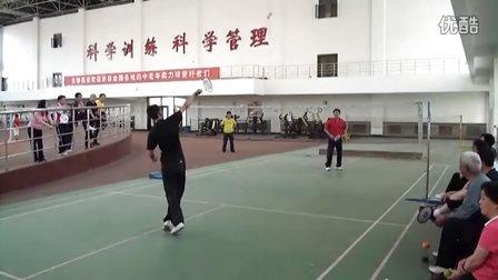 (2011)李少波与李恩荊老师演练竞技