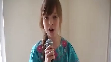 Connie Talbot - Empire state of mind