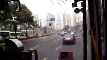 6路公交车 武进路→江浦路 110408