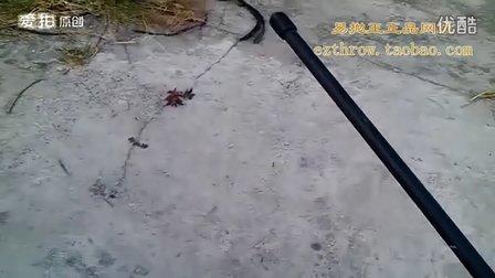 新手學釣魚-易釣王霸王捆使用方法