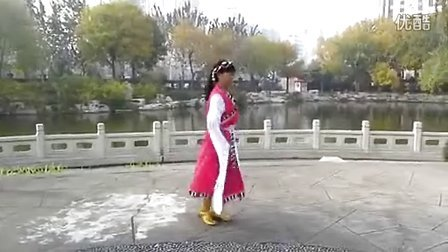 广场舞 藏族舞蹈天路