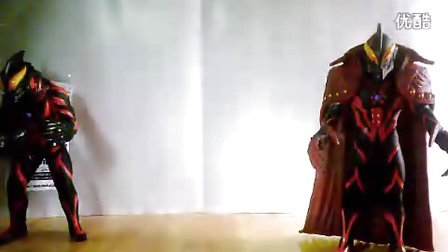【软胶系列】赛罗 银河帝国 贝利亚软胶【龙哥制作】
