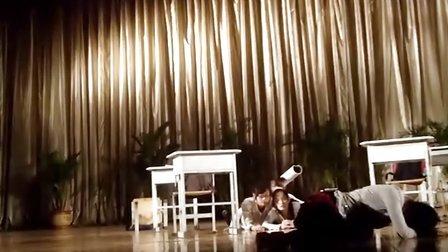 长春大学管理学院艺术团话剧《人间天使》