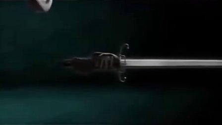日本刀vs西洋剣(对比明显)