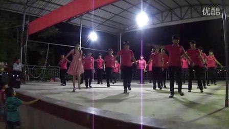 康美镇广场舞联欢  赤岭村1