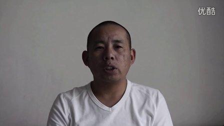 """艺术家李日韦介绍昂热孔子学院举办的摄影展览""""化身"""""""