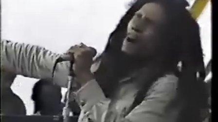 雷鬼教父、牙买加民族英雄*o* Marley经典现场:No,Woman No Cry!