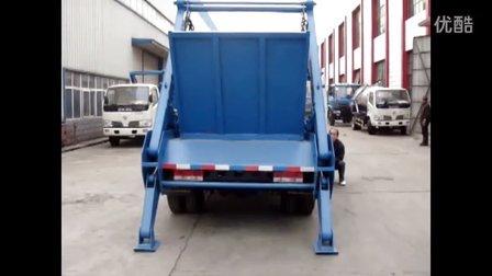 【楚欣专汽】垃圾车的操作视频