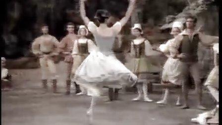 吉赛尔Giselle第一幕女变奏(ABT)