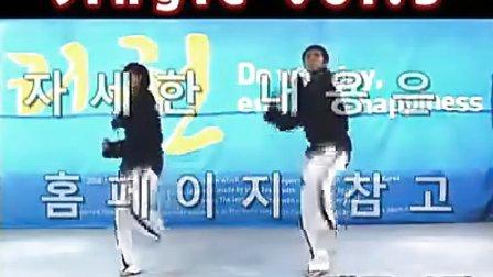 【侯韧杰  TKD  教学篇】之全程跆拳道舞蹈6