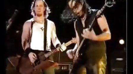 Enter Sandman 伍德斯托克99摇滚音乐节 现场版-- Metallica