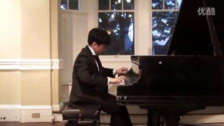 黎卓宇(George Li)演奏斯卡拉蒂E大调奏鸣曲K380